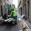 Enlèvement déchets paris