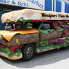 Food Truck hamburget