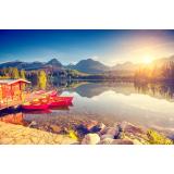 tourisme insolite lac