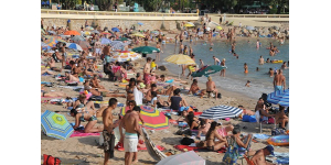 Tourisme en France - Saison 2015