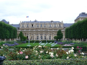 jardin palais royal