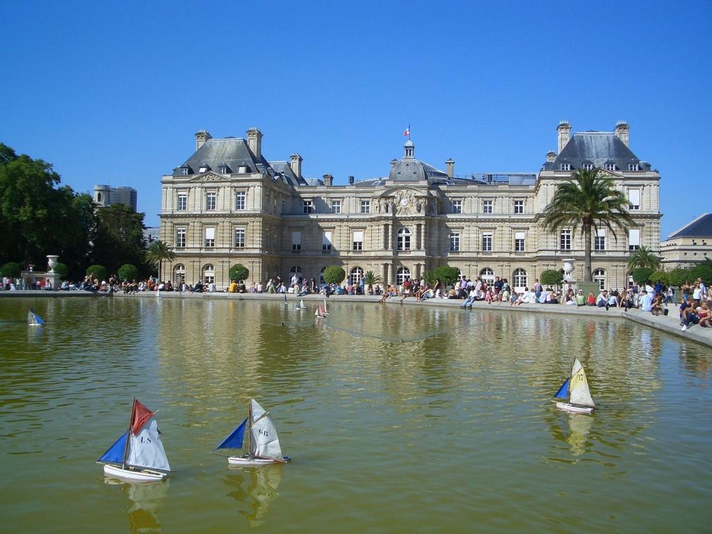 Les plus beaux parcs et jardins de paris kelinfo for Plus grand jardin de paris