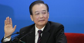 Premier ministre chinois Wen Jiabao