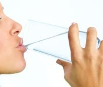 Boire de l'eau pour sa santé