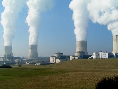 Le défi énergétique français - centrale nucléaire