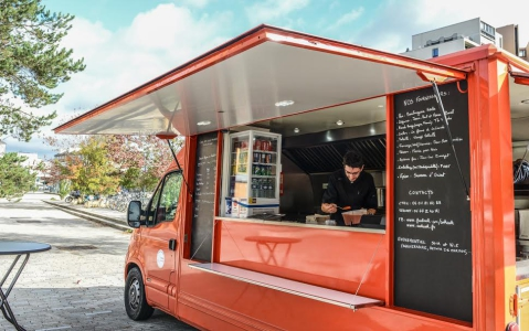 Food truck Cook cook Rennes