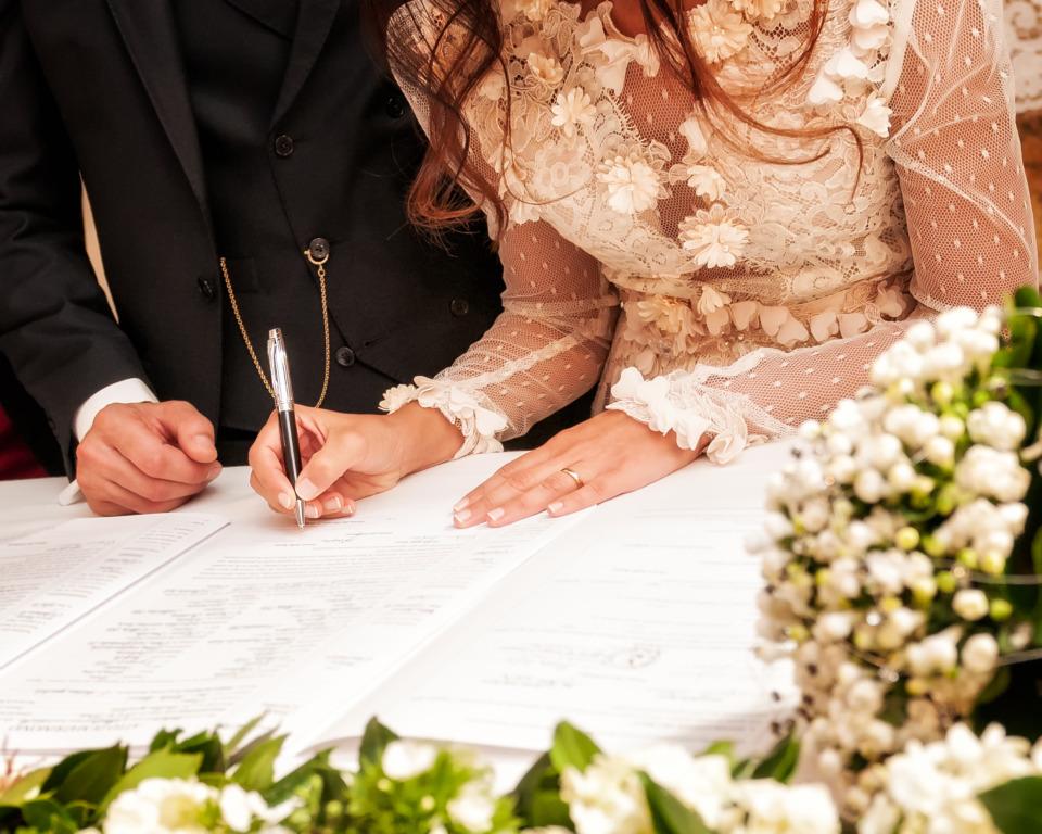 signature mariage pacs