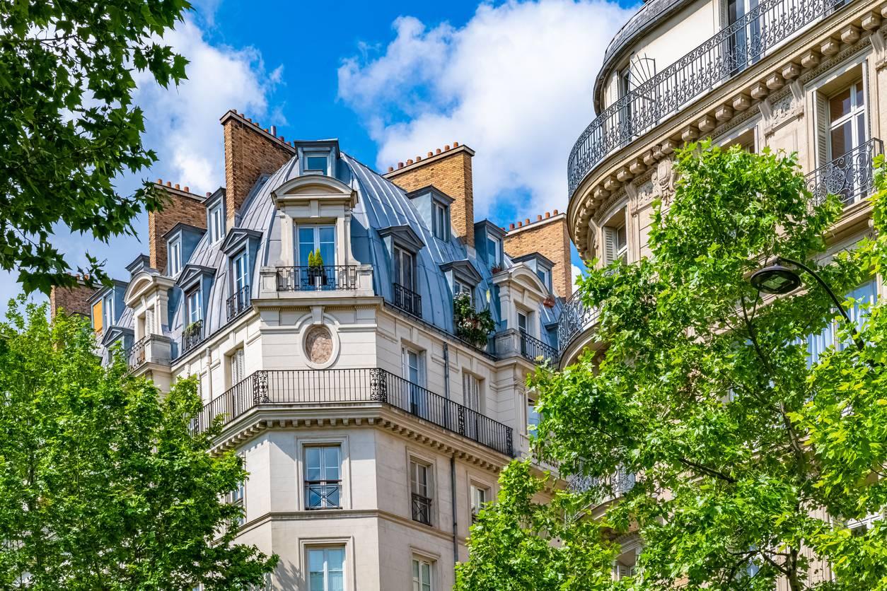 Appartement caractère Paris